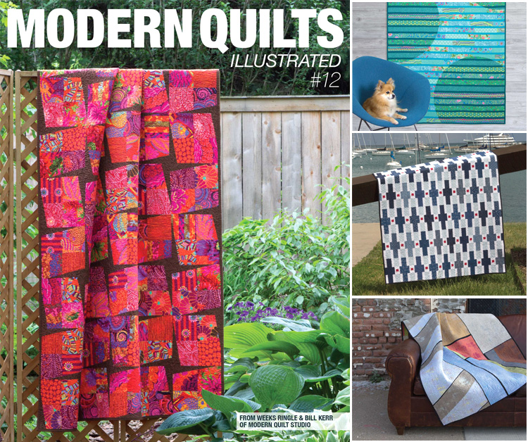Modern Quilts Illustrated #12
