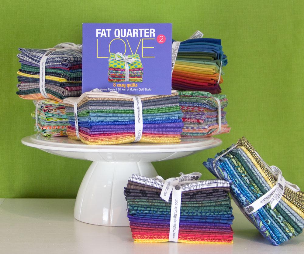 Fat Quarter Love 2